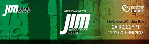 JIM Middle East Forum 2018